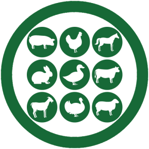 sanidad animal icono