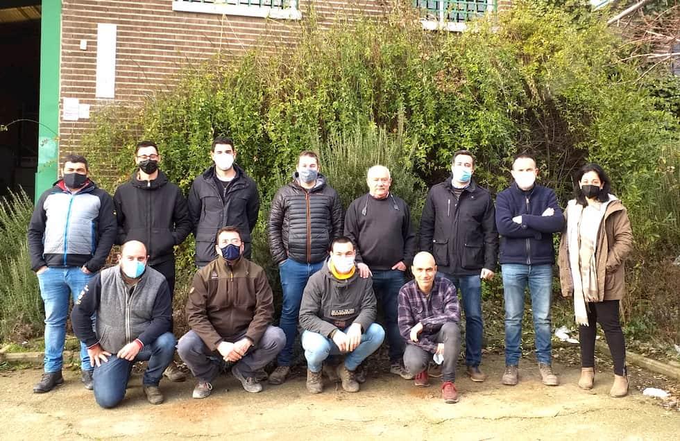 equipo Agro Valladolid Soaga